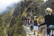 Inca Trail to Machuppichu 4 Dyas