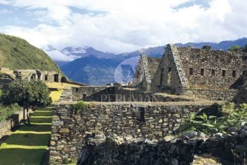 Choquequirao trek 5 days
